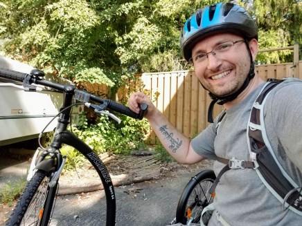 Eric + Kickbike